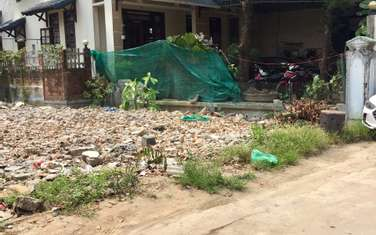 117 m2 residential land for sale in Thanh pho Hue