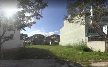 100 m2 residential land for sale in District Hoc Mon