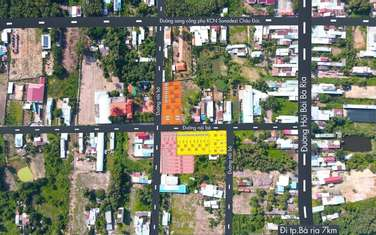 181 m2 land for sale in Phu My town