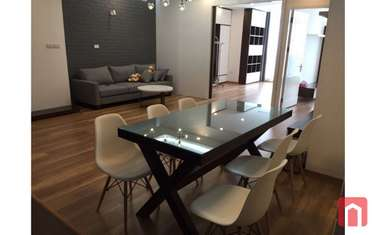 Apartment for rent in District Dong Da