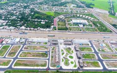 70 m2 land for sale in Vi Thanh