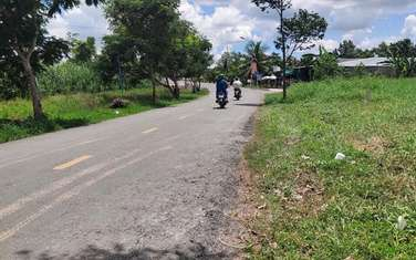 110 m2 residential land for sale in District Chau Thanh