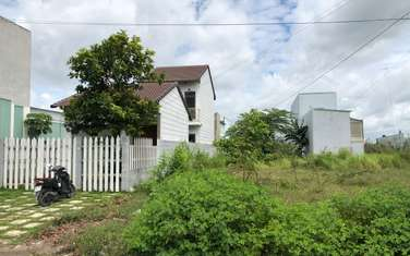 125 m2 residential land for sale in District Duc Hoa