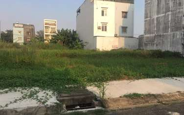 100 m2 land for sale in District Nha Be
