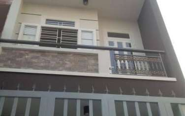 4 bedroom villa for rent in District Tan Phu