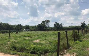 2000 m2 residential land for sale in District Bau Bang