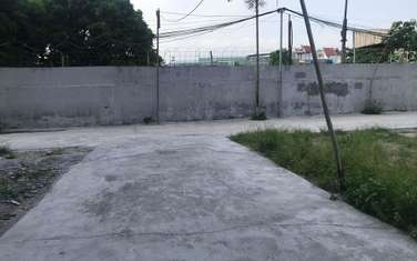 68.8 m2 residential land for sale in District Hong Bang