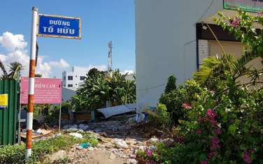 54 m2 residential land for sale in Thanh pho Nha Trang