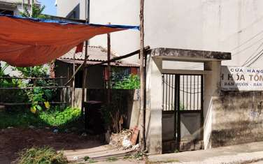 62 m2 residential land for sale in District Hoai Duc