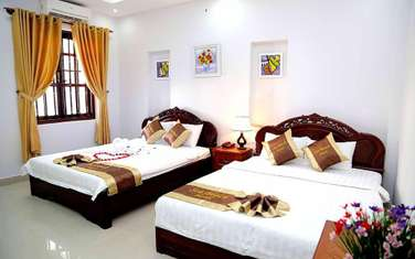 11 bedroom house for rent in Vung Tau
