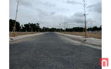 100 m2 residential land for sale in District Ben Luc