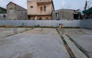 114 m2 land for sale in Thanh pho Hue