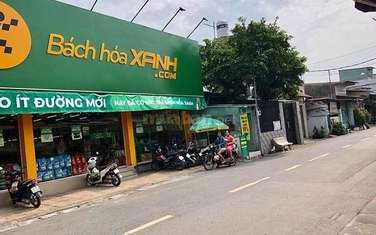 40 m2 commercial land for sale in District Binh Chanh