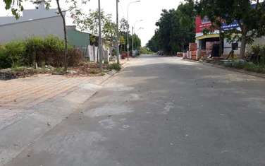 122.8 m2 residential land for sale in District Phong Dien