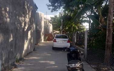 120 m2 residential land for sale in District Hoa Vang