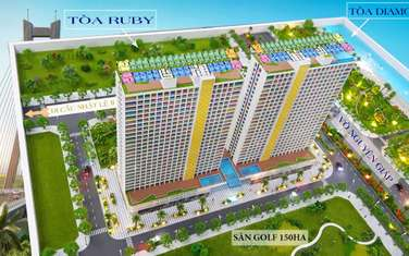 1 bedroom apartment for sale in Thanh pho Dong Hoi
