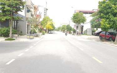 137 m2 land for sale in Phu Ly