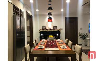 2 bedroom apartment for rent in District Ba Dinh
