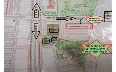 72 m2 residential land for sale in District Gia Loc