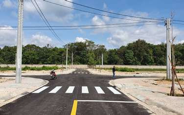 168 m2 residential land for sale in District Dak Ha