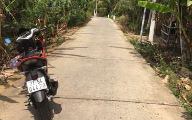580 m2 land for sale in District Chau Thanh