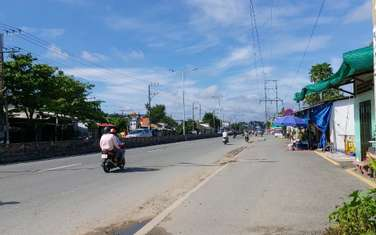 430 m2 residential land for sale in District Chau Thanh