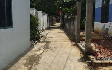 100 m2 land for sale in District Cam Le