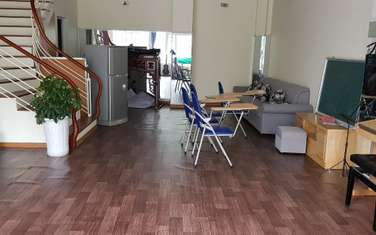 Private House for rent in District Ba Dinh