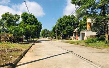380 m2 residential land for sale in District Ba Vi