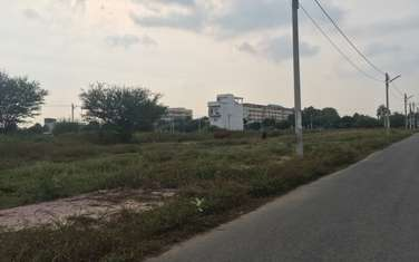 100 m2 residential land for sale in District Chau Thanh