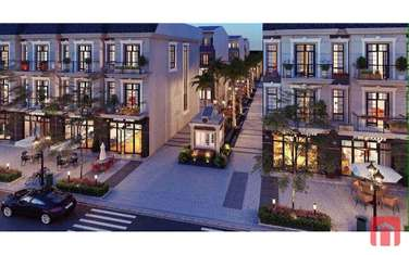 4 bedroom townhouse for sale in District Lien Chieu