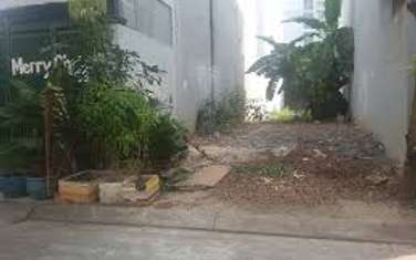 56 m2 residential land for sale in District Hoc Mon