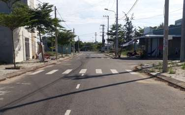 90 m2 land for sale in District Dien Ban