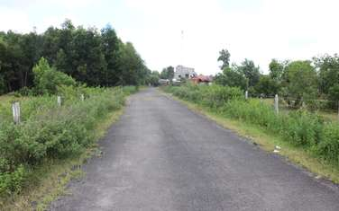 252 m2 residential land for sale in District Xuyen Moc