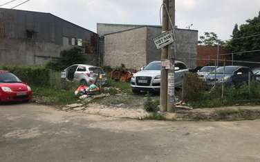 400 m2 residential land for sale in District Thu Duc