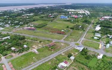 110 m2 land for sale in Vinh Long