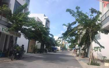 60 m2 residential land for sale in Thanh pho Nha Trang