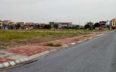 75 m2 land for sale in District My Hao