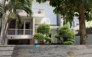 villa for rent in District Binh Thanh