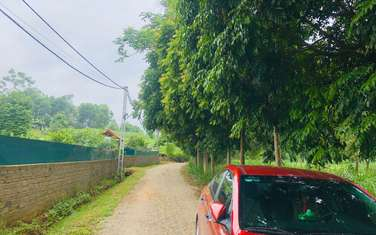2700 m2 residential land for sale in District Ba Vi
