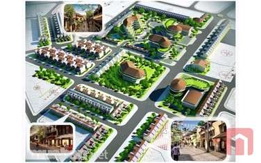105 m2 land for sale in District Dong Anh