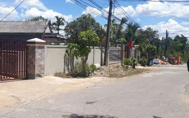 260 m2 residential land for sale in Dong Ha