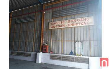 factory & warehouse for rent in Di An City