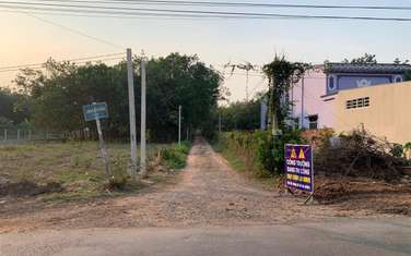 118 m2 residential land for sale in District Go Dau