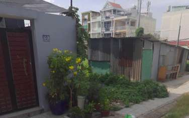 100 m2 residential land for sale in District 8