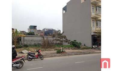 120 m2 residential land for sale in District Yen My