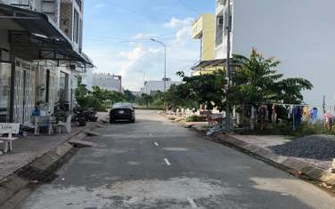 65 m2 residential land for sale in District Cai Rang