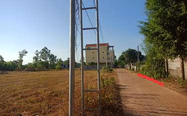 120 m2 residential land for sale in District Quang Ninh