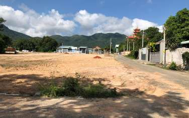 185 m2 residential land for sale in Phu My town