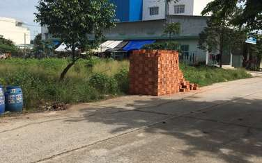 400 m2 residential land for sale in District Ben Cat